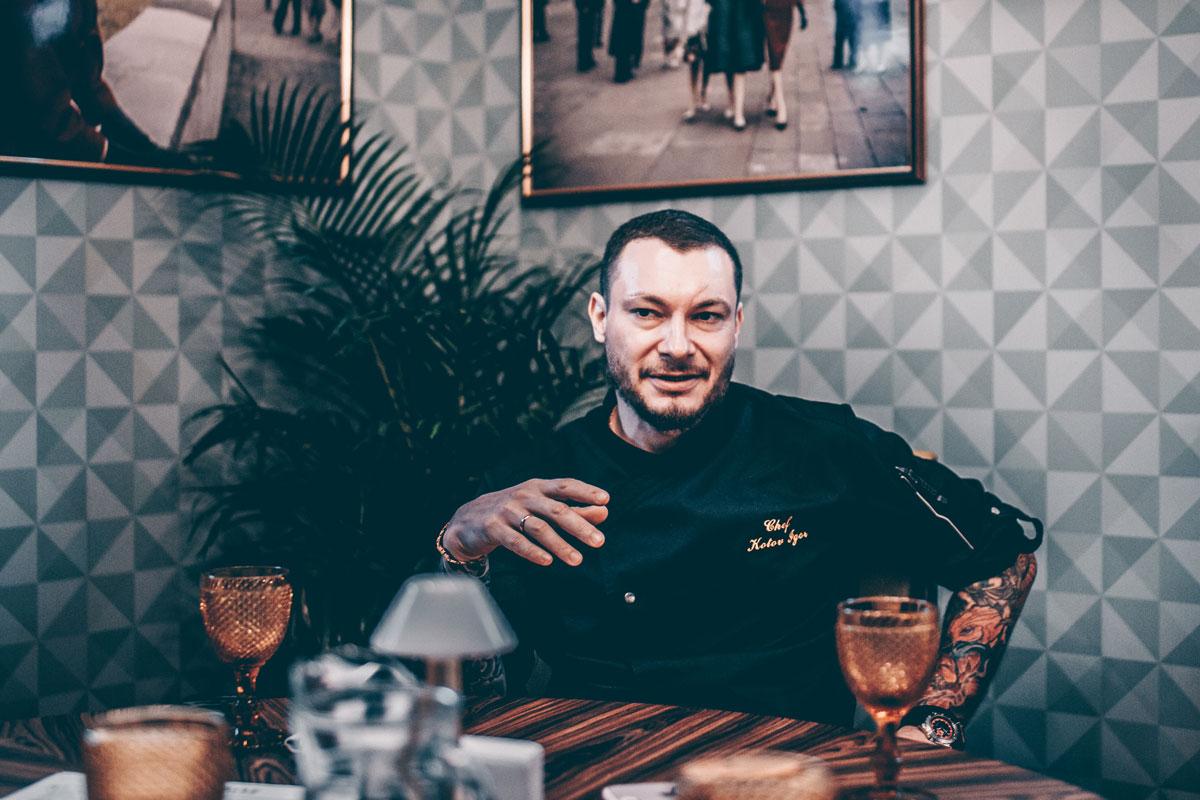 Игорь Котов