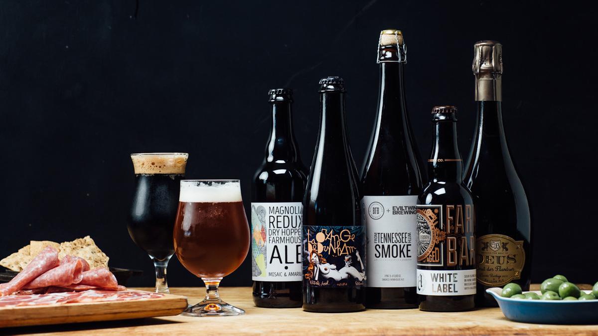 пиво, эль и сидр